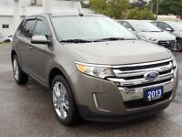 2013 Ford Edge SEL 4dr All-wheel Drive, With low km and all the