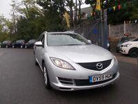 Mazda6 2.2 TD TS 5dr ESTATE FSH LOW INSURANCE/TAX 09/59
