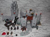 Lego - Lord of the Rings (lotr) Set, Battle of Helm's Deep (9474)