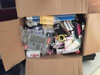 Joblot electrical accessories