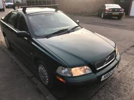 Volvo s40 1.6 2000 **P/X WELCOME**