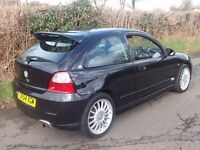 54 MG ZR 1.4 3 Dr 75,000 Miles M.O.T. £295