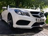 Mercedes E220 CDI Cabriolet Sport Plus AMG Convertible