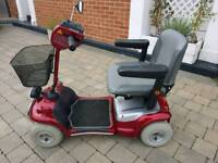 Mobility scooter 4 m.p.h