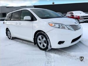 2016 Toyota Sienna LE 8 PASSAGER, CAM, SIEGES CHAUFFANTS!! *$169
