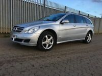 2007│Mercedes-Benz R Class 3.5 R350 Sport L 7G-Tronic 5dr│1 Former Keeper│Full Service History
