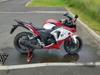 Wk bike sport 125ss