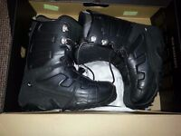 Northwave KJ Kevin Jones Snowboarding Boots Size 9.5 UK Unisex Black Boxed MP285