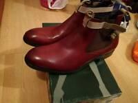 Gucinari Chelsea boots(New)