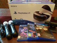 Playstation VR Complete Bundle