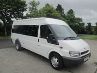 2005 17 seater minibus mot nov uk bus only home £4250