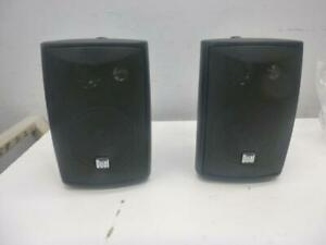 DUAL Indoor/Outdoor Speaker Pair! - We Buy And Sell New And Used Speaker Systems At Cash Pawn! - 118154 - MY519417