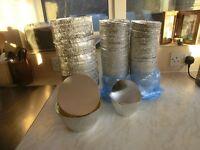 vinyal pudding foils