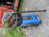 Nilfisk Blue Pressure Washer working order ( only Leaks A Little )