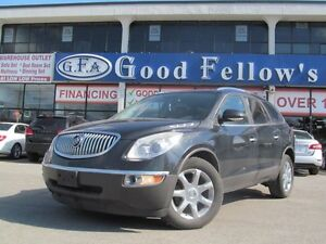 2008 Buick Enclave Eye it. Try it. Buy it!