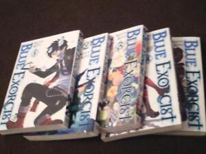 Blue Exorcist Manga 1 5