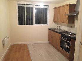 Furnished studio flat to rent in BD1