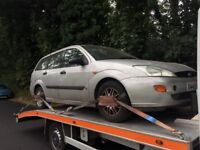 We buy scrap cars and vans - RCS Scrap Yards