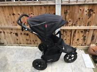Phil & Teds Sport buggy - running buggy, double buggy, single buggy