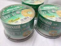 Maxell DVD-R Maxell | x50 DVD-R | 4.7 GB