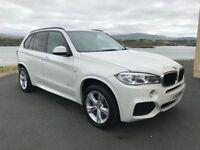 Late 2014 BMW X5 3.0D X Drive MSport Auto **Finance and Warranty** (q7,ml350,ml250,range rover)