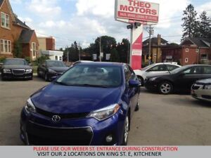2014 Toyota Corolla S   CAMERA   XENON HEADLIGHTS