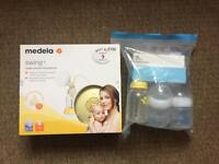 Medela Swing with extras
