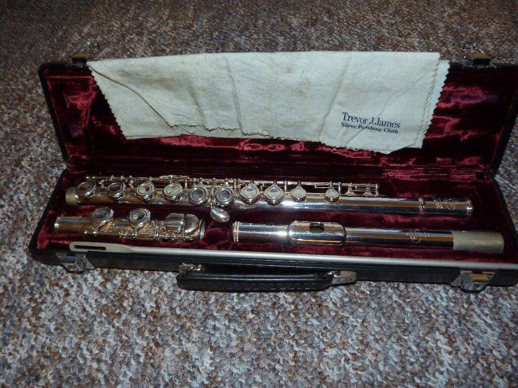 Buffet Crampon Paris Silver Flute