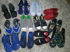 Boys shoes size 11-12