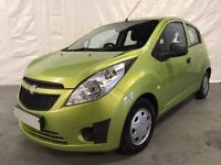 2012 Chevrolet Spark 1.0i + 5dr *** FULL YEARS MOT ***