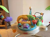 Fisher Price jumperoo bouncer