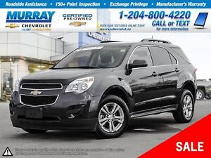 2014 Chevrolet Equinox 1LT *Heated Seats, Remote Start, OnStar*