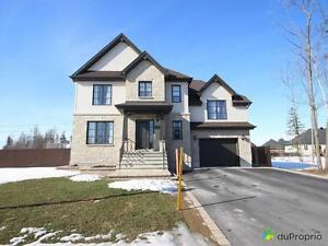 469 000$ - Maison 2 étages à vendre à Mirabel (St-Janvier)