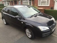 2005 Ford Focus 1.6 diesel ghia excellent condition long mot TAXED