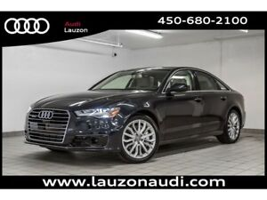2016 Audi A6 3.0 TDI TECHNIK DRIVER ASSIST LED