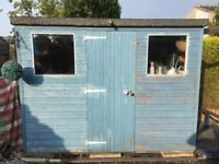 Garden Shed 9ft x 6ft