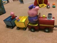 Peppa Pig - Grandpa's train