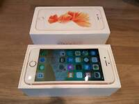Iphone 6s Ross gold (16gb) (Unlock to any network)