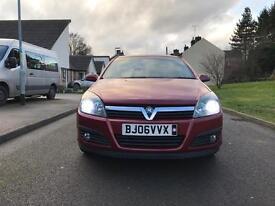 Vauxhall Astra SRI 150 bhp