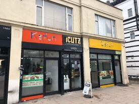 A3 Restaurant To Let On A New Lease - The Green, Southall - Approx 550 sq ft - Immediately Available
