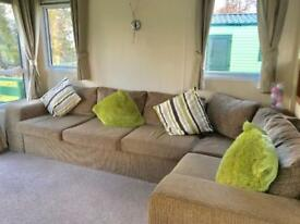 💥 DOUBLE GLAZED AND CENTRALLY HEATED STATIC CARAVAN FOR SALE 💥