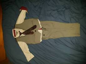 Next signature baby suit. 12-18mths