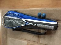 Tennis, badminton and squash bats