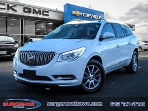 2017 Buick Enclave Leather - Certified - Power Liftgate