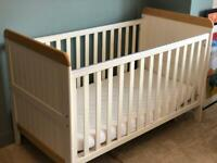 Mama and Papas Prairie Cot Bed