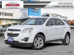 2015 Chevrolet Equinox LS  - Low Mileage