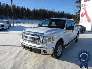 2014 Ford F-150 XLT XTR Super Crew 4x4 - 45,162 KMs, Seats 6