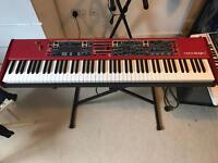 SOLD! Nord Stage 2 HA88 in excellent condition £1700 No offers