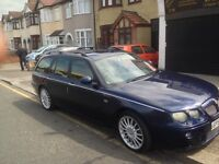 Mg zt t 2004 2.5v6 fully loaded drives like new