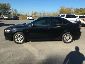 2012 Mitsubishi Lancer SE...Moonroof, Leather buckets, Alloys, S Kingston Kingston Area image 5